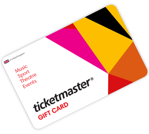 Win a Ticketmaster gift card